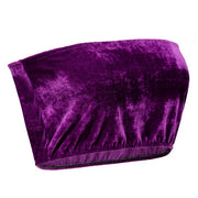 Galaxy Purple Velvet top - Geek Skin - Geek Underwear -