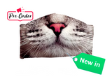 Cat mouthface mask - Geek Skin - Geek Underwear -
