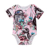 Baby Body Star Wars Pink