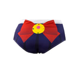 Sailor Moon uniform panties - Geek Skin - Geek Underwear -