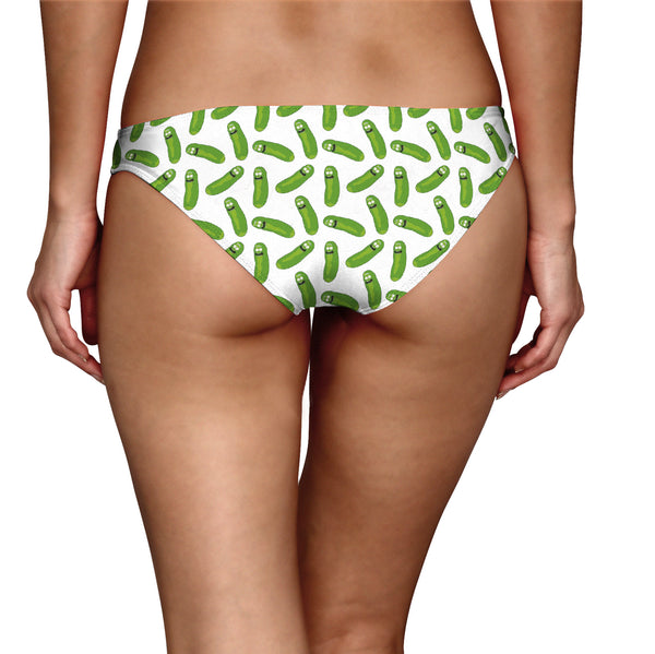 Pickle rick panties underwear rick and morty tvshow - Geek Skin - Geek Underwear -