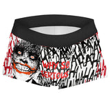 "Boxer ""why so serious"" from Joker (DC Comics) - Geek Skin - Geek Underwear -"