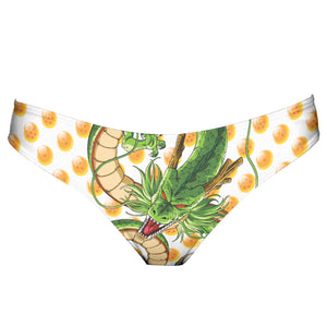 Panties with Dragon balls and  Dragon Sheron - Geek Skin - Geek Underwear -