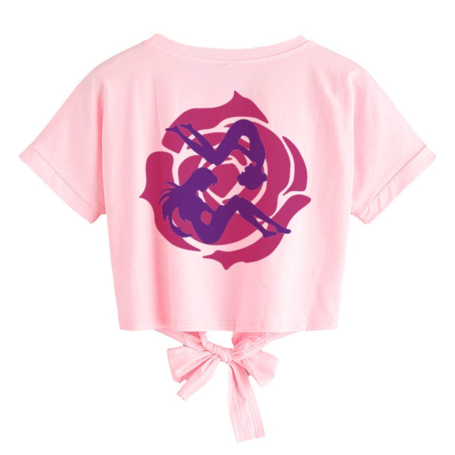 Utena revolutionari girl crop top | Geek skin - Geek Skin - Geek Underwear -