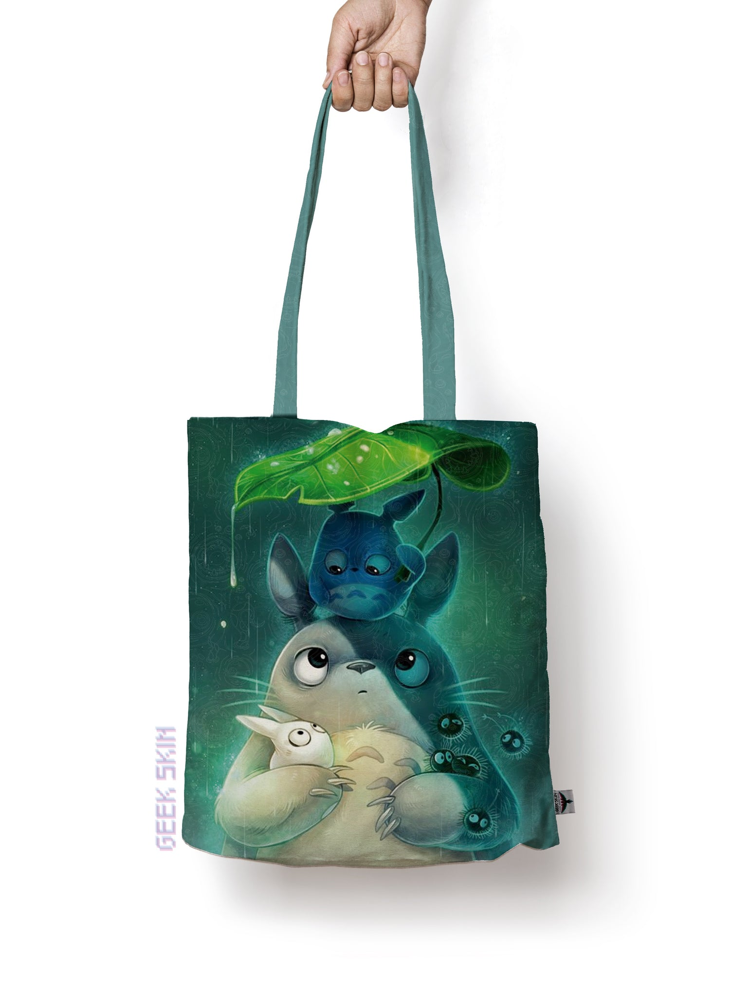 Totoro and friends Tote bag - Geek Skin - Geek Underwear -