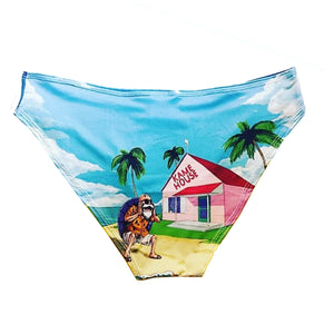 Dragon Ball Kame House panties - Geek Skin - Geek Underwear -