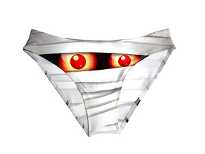 Panties brief mummy mask halloween - Geek Skin - Geek Underwear