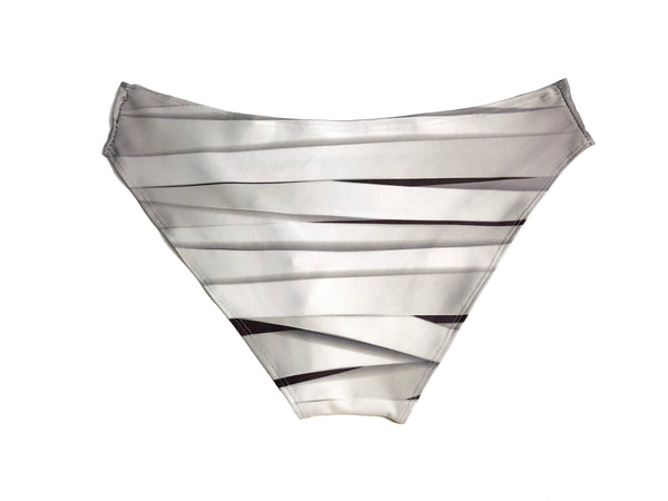 Panties brief mummy mask halloween - Geek Skin - Geek Underwear -