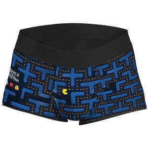 Pacman ghost boxer level videogame - Geek Skin - Geek Underwear