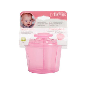 Dr. Brown's Milk Powder Dispenser - Pink