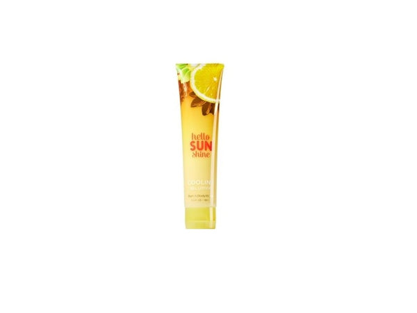 Bath & Body Works Cooling Gel Hello Sunshine, 5.60 Oz