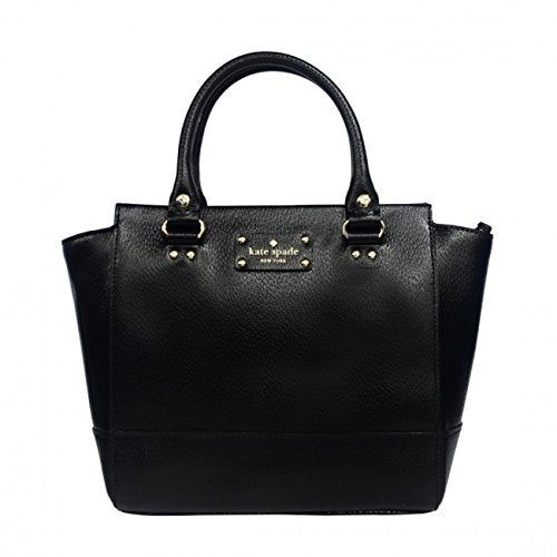 Kate Spade Wellesley Small Camryn Leather HandBag - Black (WKRU3841)