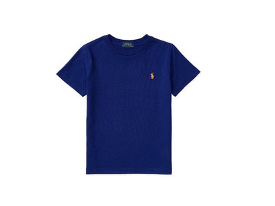 POLO Kids Short Sleeve T-Shirt - Royal Mari