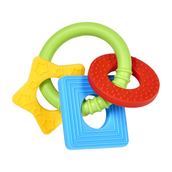Dr. Brown's Learning Loop Infant Teether with Multi-Textured Design