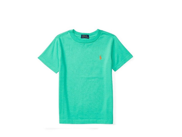 POLO Kids Short Sleeve T-Shirt - Pale Kelly
