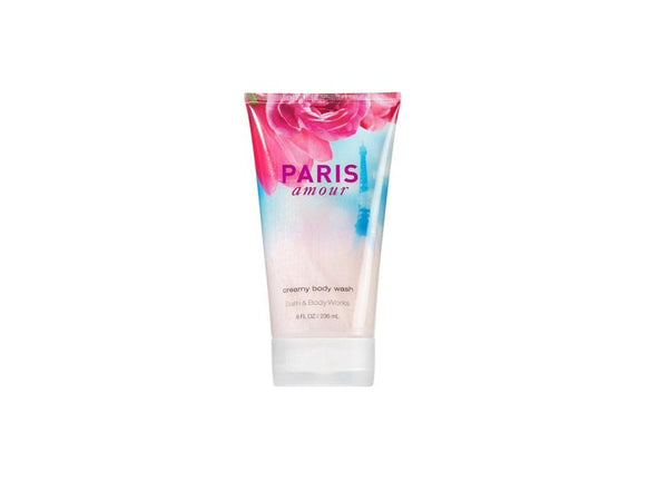 Bath & Body Works Paris Amour Creamy Body Wash,  8 Oz