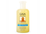 GAIA Natural Baby Shampoo,250 Ml