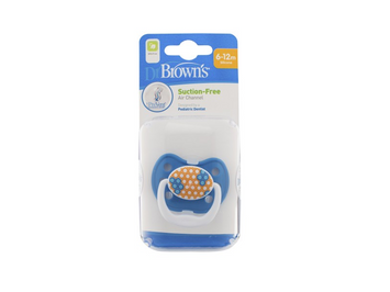 Dr. Browns Prevent Classic Shield Pacifier Blue