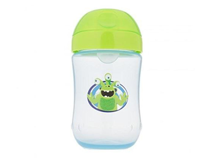 Dr. Brown's Soft Spout Toddler Cup Stage 2 9m+ 9oz (TC91001-INTL) Color May Vary