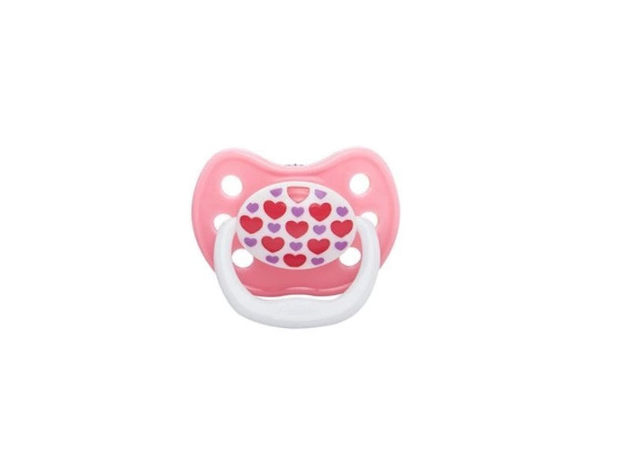 Dr. Browns Prevent Classic Sheild Pink Pacifier