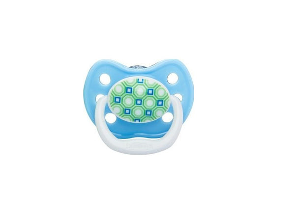 DR BROWN'S PREVENT CLASSIC SHIELD PACIFIER BLUE STAGE 3 (12M+)