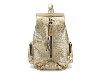 Kenneth Cole Avenue Sling Backpack - Gold