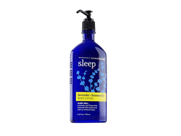 Bath and Body Works Aromatherapy Sleep Body Lotion - LAVENDER CHAMOMILE