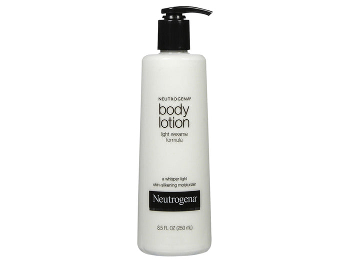 Neutrogena Body Lotion Light Sesame Formula, 250ml