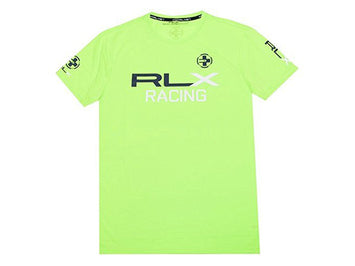 RLX Ralph Lauren Men's Active Racing Graphic T-Shirt (XL)