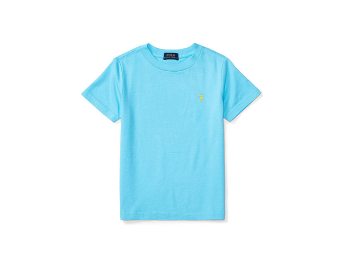 Ralph Lauren Kids Short Sleeve T-Shirt - French Turquoise