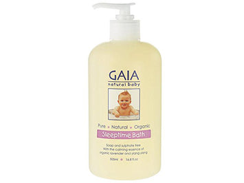 GAIA Natural Baby Sleeptime Bath 500 ML