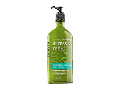 Bath and Body Works Aromatherapy Stress Relief Body Lotion