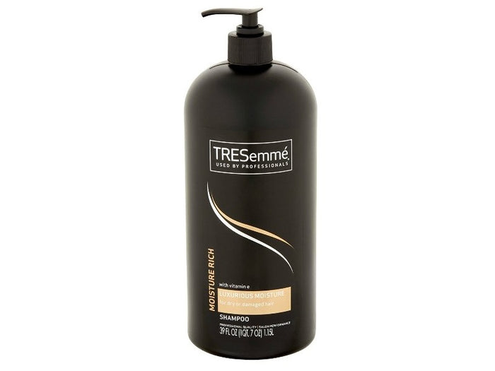 TRESemme Moisture Rich Luxurious Shampoo with Pump - 1.18 L