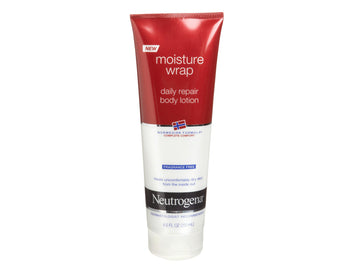 Neutrogena Norwegian Formula Moisture Wrap Body Lotion