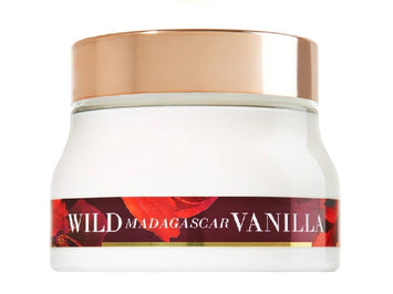 Bath & Body Works Body Souffle Wild Madagascar Vanilla, 8 oz