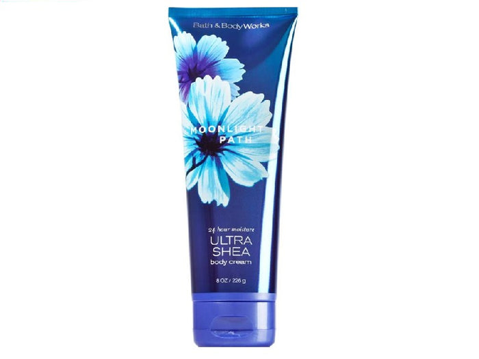 Bath & Body Works Body Cream Moonlight Path, 8oz