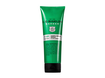 C.O. Bigelow Elixir Green Men's Hair & Body Wash  (236 ml)