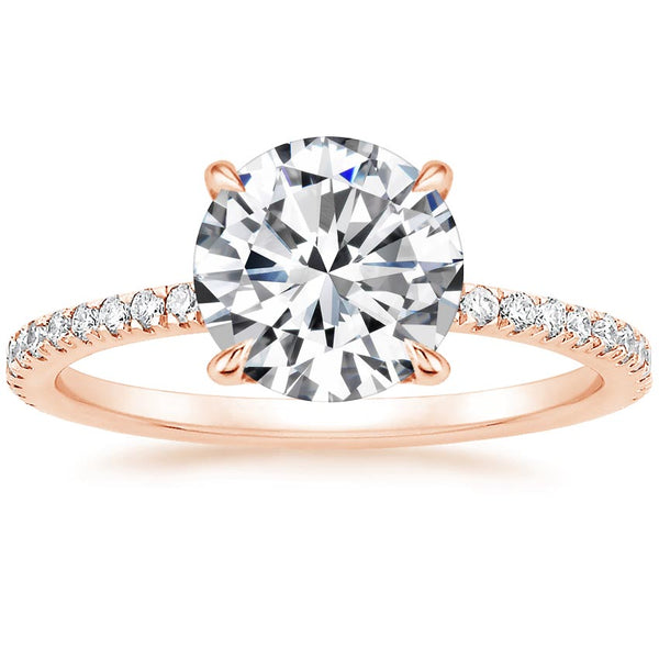 Luxe Viviana Diamond Engagement Ring