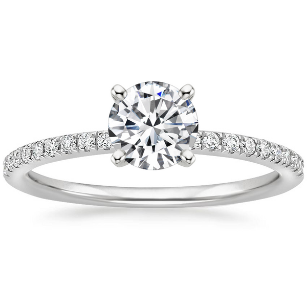 Ballad Diamond Engagement Ring