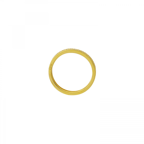 Memoire Ring in Gelbgold