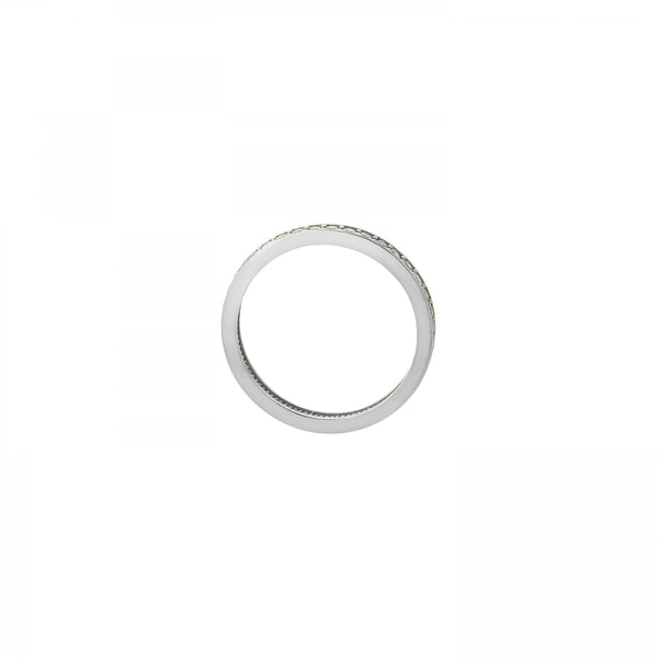 Memoire Ring in Weißgold