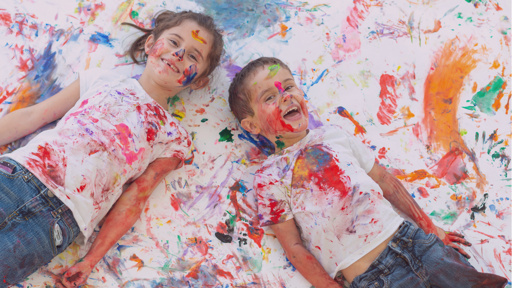 6 Messy Play Ideas for your Toddler - iKids