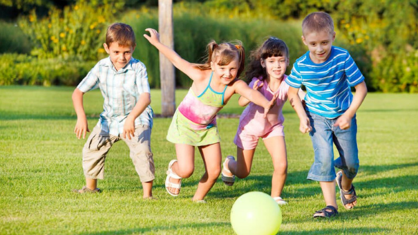 Outdoor Activities for Children Aged 2 to 4