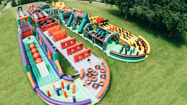 The Beats Obstacle Course (Photo by_Travel)