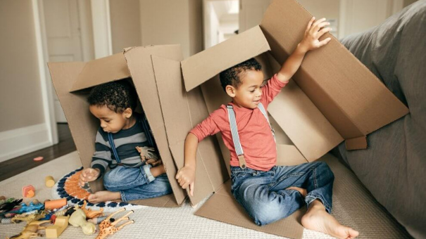 Imaginative Play Ideas for Kids