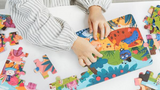 Five Benefits of Puzzle Building