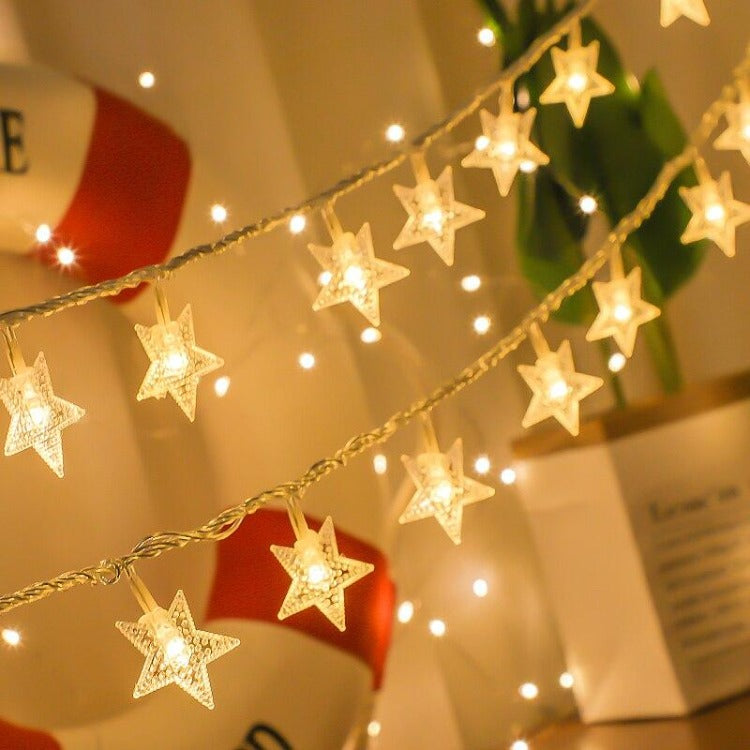 LED String Lights 3M Twinkle Star - iKids