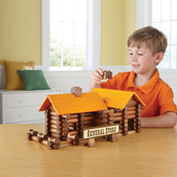 Build the Cabin Block - iKids