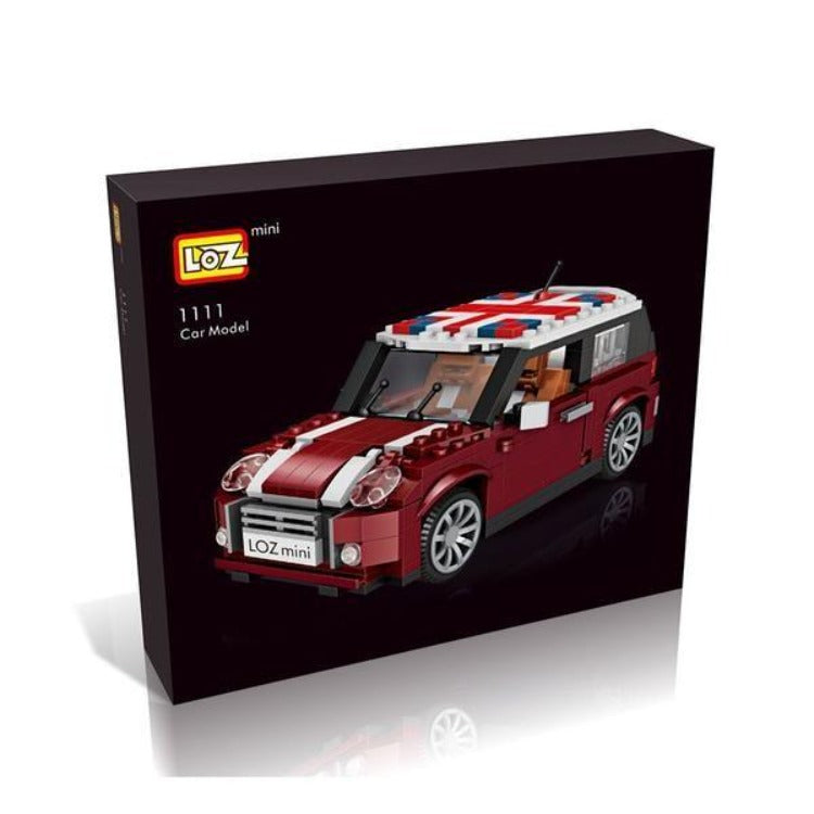 LOZ Mini Blocks Mini Cooper - iKids