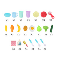 Kitchen Sink Set Blue - iKids